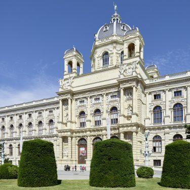 Naturhistorisches Museum Wien Fassaden
