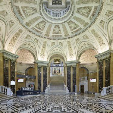 Naturhistorisches Museum Wien Foyer und Shop