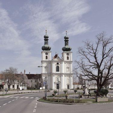 Franziskanerkloster und Basilika Frauenkirchen