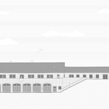 Gedenkstätte Mauthausen | Stabsgebäude, Turm C