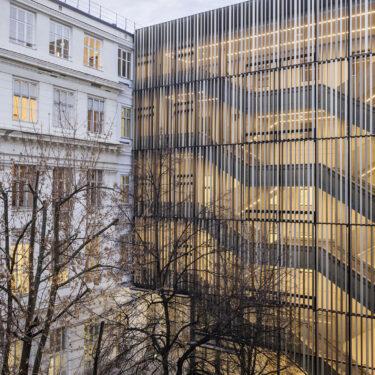 Technische Universität Wien | Stiege 10