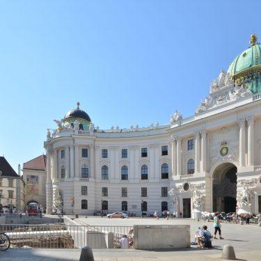 Hofburg Wien Michaelerplatz