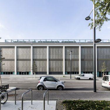 Science Center   Technische Universität Wien   Objekt 227