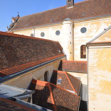 Kartause Mauerbach Dächer
