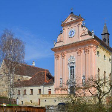 Kartause Mauerbach Kirche