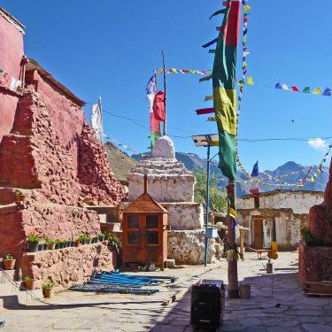 Nako – Restaurierung tibetischer Tempel