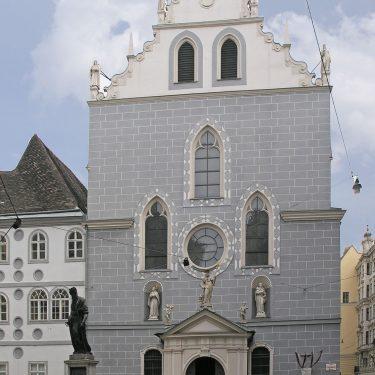 Franziskanerkloster und Kirche Wien