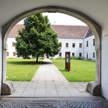 Kartause Mauerbach Außenanlagen